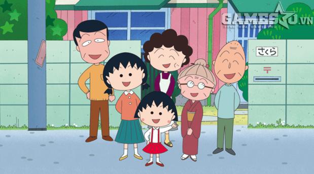 Học tiếng Nhật qua anime