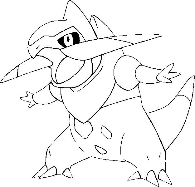 Fraxure Pokemon X