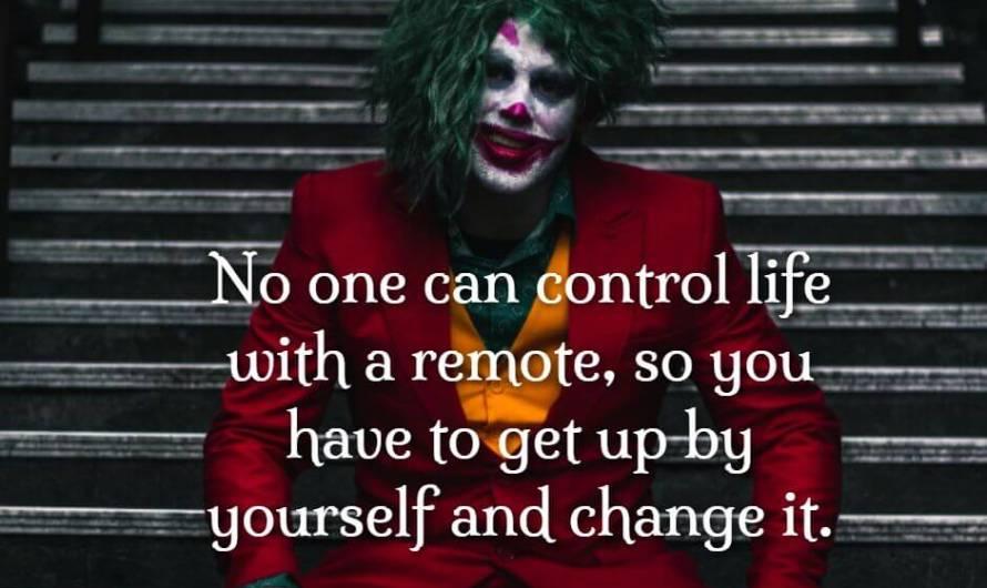 23+ Best life-changing JOKER Quotes | Best Inspirational Joker Quotes