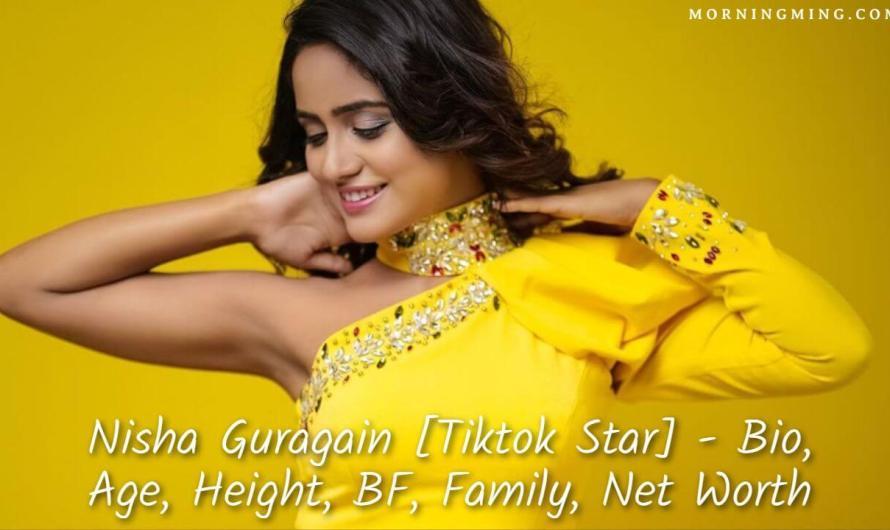 Nisha Guragain [Tiktok Star] – Bio, Age, Height, BF, Family, Net Worth