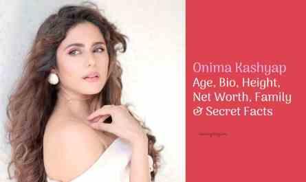Onima Kashyap