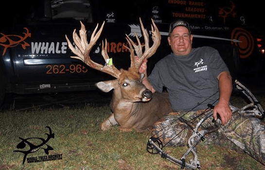 Wi State Record Non-Typical