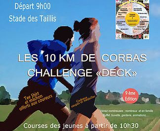[COURSE] 10KM de Corbas, la bonne surprise !