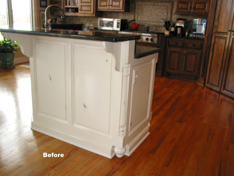 kitchen cabinets refinishing pantry organizer cabinet before and after