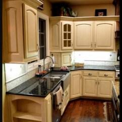 Wood And Stainless Steel Kitchen Island Bosch Package Portfolio - Kansas City Cabinet Restyling ...