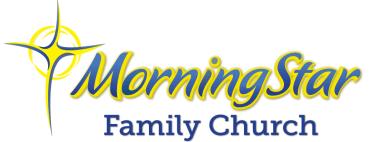 MorningStar Family Church Giving