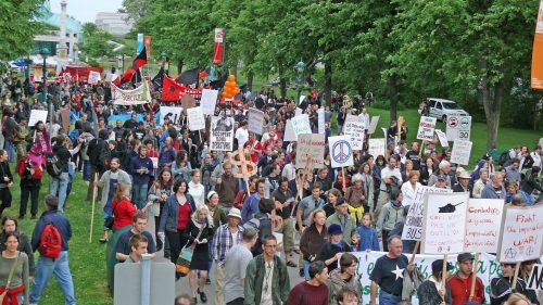 The Taliban Represses Protesters Again