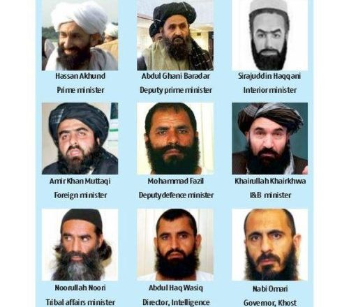 Taliban Government Filled With Designated Terrorists and One Most Wanted by the FBI