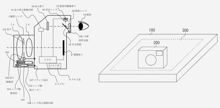 Canon's new patent gives us a first look at wireless