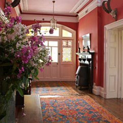 Small Living Room Interiors Design Red Curtains Mornington House Interiors, Bed And Breakfast Westmeath ...
