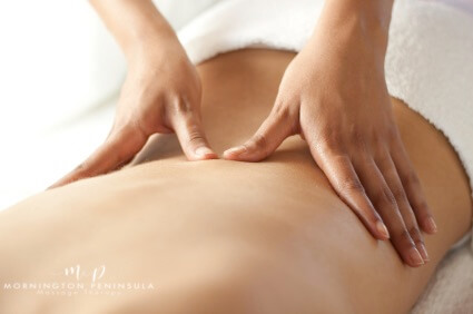In Home Relaxation Massage Assists with Stress Relief