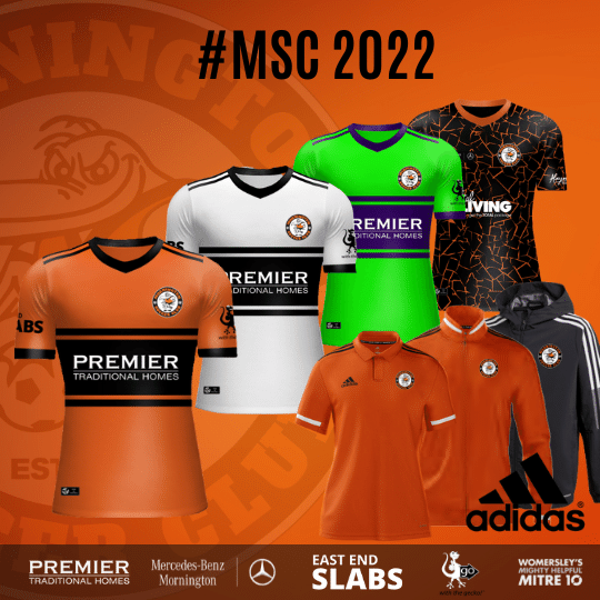 Our 2022 Playing Kit