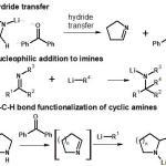 なぜなかった!?無保護環状アミンのα-C-H官能基化
