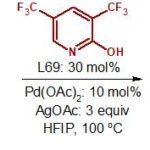 Nature誌: 配向基を用いないでどこまで自由に芳香環のC-H官能基化できるんだろう?