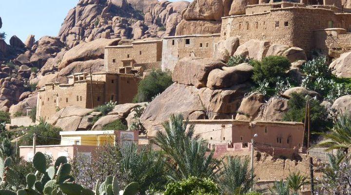 Tafraout Village5