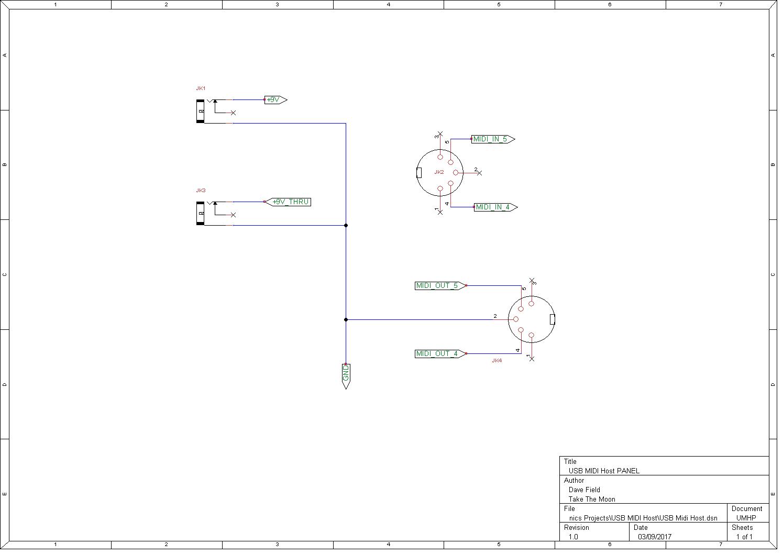 hight resolution of usb midi host schematic panel