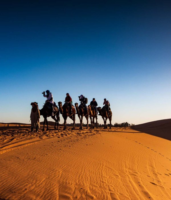Morocco tours from marrakech