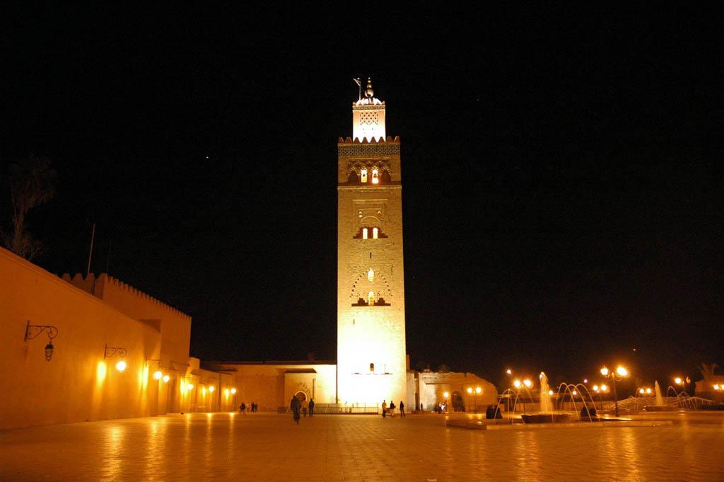 Koutoubia-Marrakech-Marocco