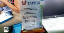 Loor a Taisha en sus 23 años de cantonización