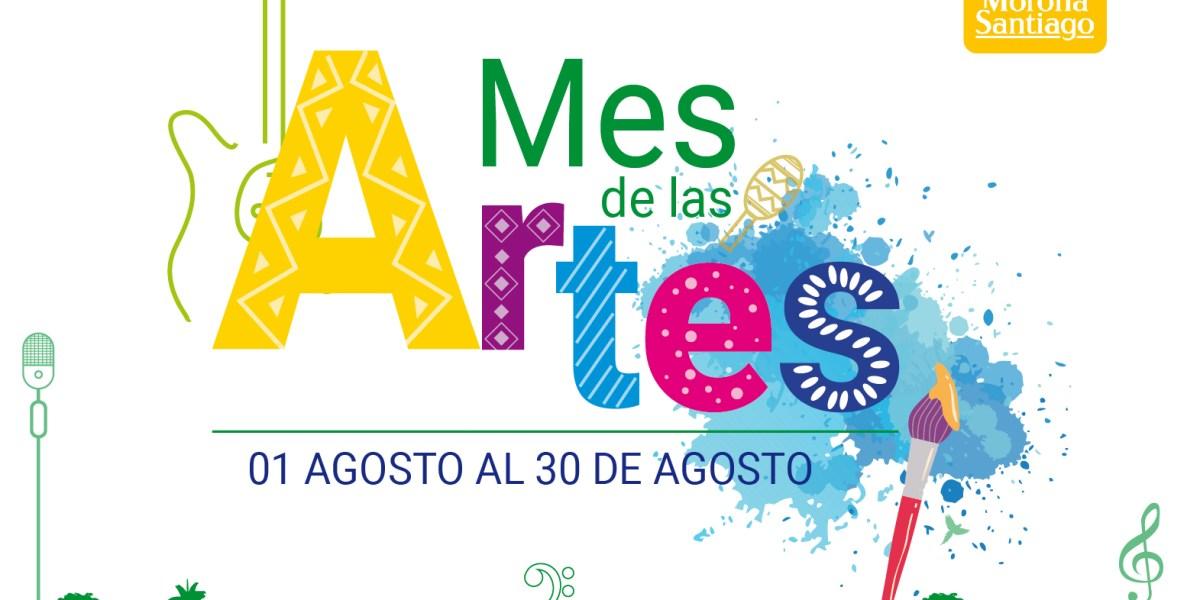 Agosto – mes de las Artes