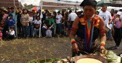 Concurso del Ayampaco mas grande de Morona Santiago