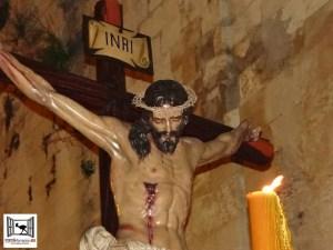 COFRADE. Solemne Triduo, Stmo. Cristo de la Buena Muerte. Del 26 al 28 de febrero. Iglesia de María Auxiliadora @ Iglesia de María Auxiliadora