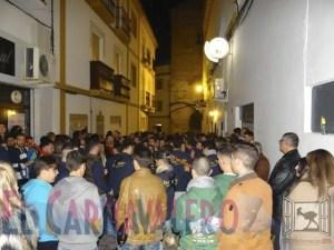 """CARNAVAL. Gran pastelá. 16 de febrero. Peña """"El Siguerín"""" @ Peña """"El Siguerín"""""""