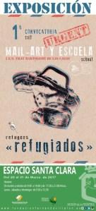 EXPOSICIÓN. I Convocatoria urgente de Mail Art en la escuela. Del 20 al 31 de marzo. Espacio Santa Clara @ Espacio Santa Clara | Los Molares | Andalucía | España