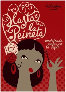 """TEATRO. """"Hasta la peineta. Modelos de mujer en la copla"""". 10 de marzo. Teatro Oriente @ Teatro Oriente   Morón de la Frontera   Andalucía   España"""