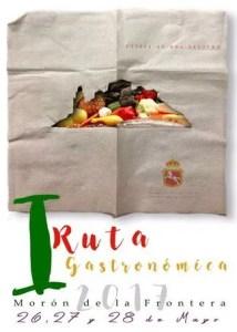 GASTRONOMÍA. I Ruta gastronómica de Morón. 26 de mayo @ Morón de la Frontera | Morón de la Frontera | Andalucía | España