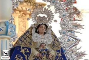 COFRADE. XXV Aniversario de la Hermandad de Ntra. Sra. de Gracia. 23 de septiembre. Parroquia de la Victoria @ Parroquia de la Victoria  | Morón de la Frontera | Andalucía | España