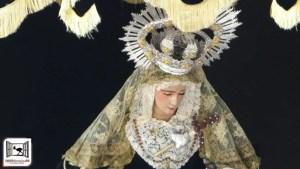 COFRADE. Besamanos Ntra. Sra. de la Soledad. 21 de octubre. Iglesia de San Miguel @ Iglesia de San Miguel  | Morón de la Frontera | Andalucía | España