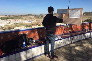 PINTURA. VII Jornadas de Bellas Artes. 21 de noviembre. Parque de Canillas @ Parque Canillas | Morón de la Frontera | Andalucía | España