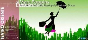 MÚSICA. Audiciones de la Escuela Municipal de Música y Danza. 22 de febrero. Teatro Oriente @ Teatro Oriente | Morón de la Frontera | Andalucía | España