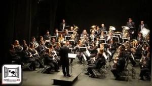 MÚSICA. Concierto de Santa Cecilia - Banda Municipal de Música de Morón. 23 de noviembre. Teatro Oriente @ Teatro Oriente