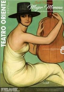 FLAMENCO. Audición del taller de Baile Flamenco. 29 y 30 de junio. Teatro Oriente @ Teatro Oriente | Morón de la Frontera | Andalucía | España