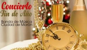 MÚSICA. Concierto de Año Nuevo, Banda de Música Ciudad de Morón. Viernes 28 Diciembre. Teatro Oriente @ Teatro Oriente
