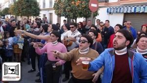 CARNAVAL. Fiesta de la Tagarniná. 16 de febrero. Barrio de la Merced @ Barrio de la Merced