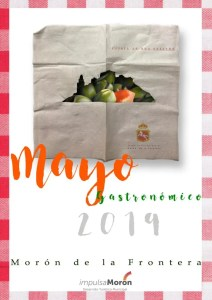 GASTRONOMÍA. III Ruta Gastronómica de Morón. Del 14 al 19 de mayo @ Morón de la Frontera
