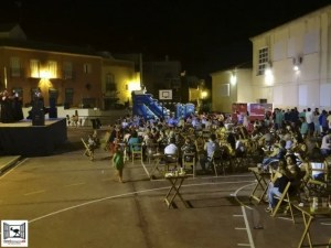 SOCIEDAD. VIII Noche de Verano del barrio de la Merced. 23 y 24 de agosto. CEIP Padre Manjón @ CEIP Padre Manjón