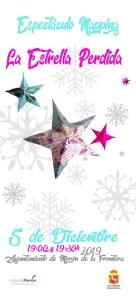 """SOCIEDAD. Espectáculo Video Mapping """"La Estrella Perdida"""". 5 de diciembre. Plaza del Ayuntamiento @ Plaza del Ayuntamiento"""