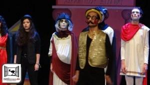 TEATRO. XII MUESTRA DE TEATRO GRECOLATINO – In Albis Teatro. 17 y 18 de enero. Teatro Oriente @ Teatro Oriente