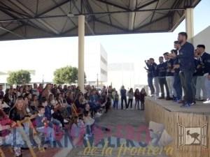 """CARNAVAL. Festival de la Papa Aliñá de la Peña Carnavalesca """"La Trupe"""". 28 de febrero. Estación de autobuses @ Estación de autobuses"""
