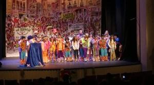 CARNAVAL. Pregón juvenil. 24 de febrero. Teatro Oriente @ Teatro Oriente