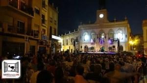 FLAMENCO. LIV Festival Flamenco Gazpacho Andaluz. 4 de julio. Plaza del Ayuntamiento @ Plaza del Ayuntamiento