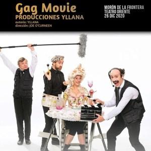 """TEATRO. """"GAG MOVIE"""" - Producciones Yllana. 26 de diciembre. Teatro Oriente @ Teatro Oriente"""