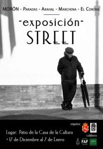 """EXPOSICIÓN. """"Street"""", Asociación fotográfica Caja de Luz. Del 17 de diciembre al 7 de enero. Casa de la Cultura @ Casa de la Cultura"""