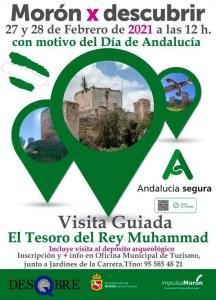 VISITA GUIADA. El tesoro del Rey Muhammad ben Nuh. 27 y 28 de febrero @ Casa de la Cultura