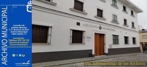 SOCIEDAD. Jornada de puertas abiertas, Archivo Municipal. Del 7 al 11 de junio @ Archivo Municipal