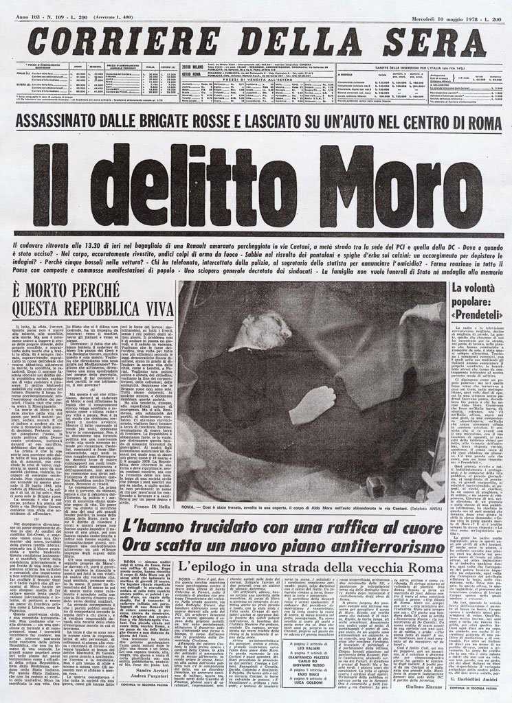 ALDO MORO TRUTH  Independent project to find the truth